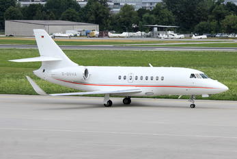 D-BVHA - Private Dassault Falcon 2000LX