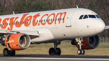 G-EZAJ - easyJet Airbus A319 aircraft