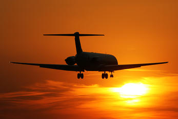 EC-HGJ - Spanair McDonnell Douglas MD-82