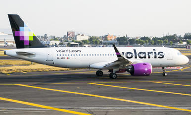 XA-VRD - Volaris Airbus A320 NEO