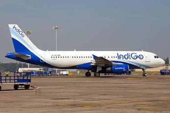 VT-INV - IndiGo Airbus A320