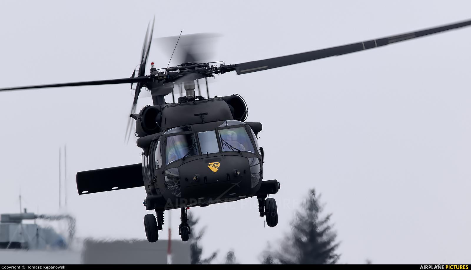 USA - Army 16-20832 aircraft at Rzeszów-Jasionka