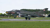 8715 - Poland - Air Force Sukhoi Su-22M-4 aircraft