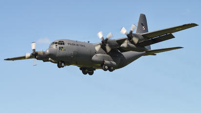 1504 - Czech - Air Force Lockheed C-130E Hercules