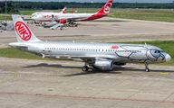 D-ABHL - Niki Airbus A320 aircraft