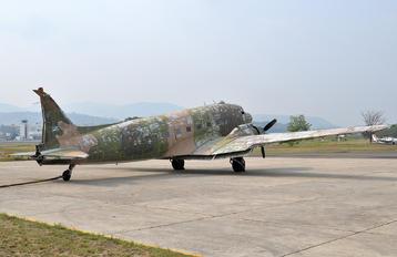 FAH-308 - Honduras - Air Force Douglas C-47D Skytrain
