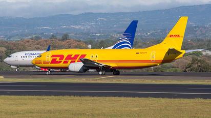 YV567T - DHL - Vensecar Internacional Boeing 737-400F