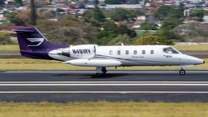 N491RV - REVA Air Ambulance Learjet 35 R-35A