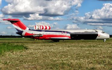 HI869 - PAWA Dominicana McDonnell Douglas DC-9