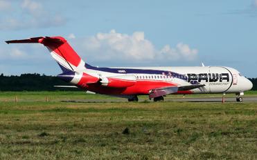 HI965 - PAWA Dominicana McDonnell Douglas DC-9