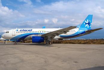 XA-PAL - Interjet Airbus A320