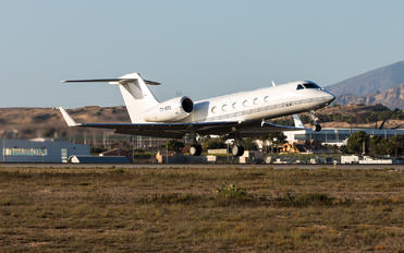 T7-BRG - Private Gulfstream Aerospace G-IV,  G-IV-SP, G-IV-X, G300, G350, G400, G450