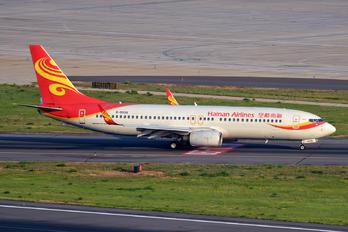 B-5539 - Hainan Airlines Boeing 737-800