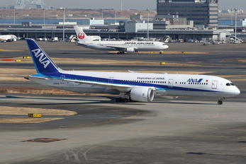 JA880A - ANA - All Nippon Airways Boeing 787-9 Dreamliner