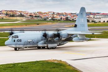 167108 - USA - Marine Corps Lockheed KC-130J Hercules