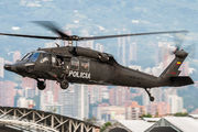 PNC-0600 - Colombia - Police Sikorsky UH-60L Black Hawk aircraft