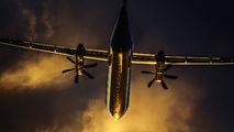 JA851C - JAL-  Japan Air Commuter de Havilland Canada DHC-8-400Q / Bombardier Q400 aircraft
