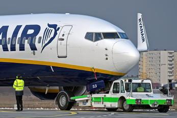 EI-DBL - Ryan Air Boeing 737-800