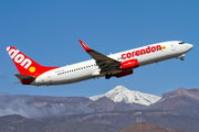 PH-CDE - Corendon Dutch Airlines Boeing 737-800 aircraft