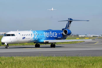 ES-ACG - Nordica Canadair CL-600 CRJ-900