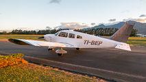 TI-BEP - Aerotica Piper PA-28 Archer aircraft