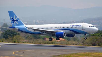 XA-DOS - Interjet Airbus A320