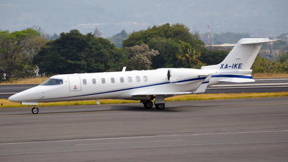 XA-IKE - Private Bombardier Learjet 45