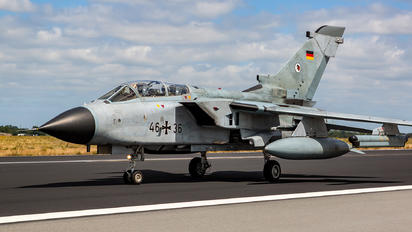 46+36 - Germany - Air Force Panavia Tornado - ECR