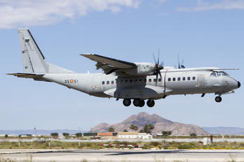 T.21-13 - Spain - Air Force Casa C-295M