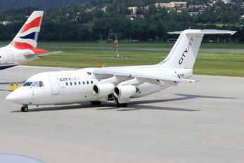 EI-RJH - CityJet British Aerospace BAe 146-200/Avro RJ85