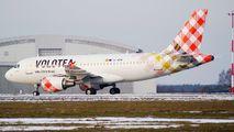 EC-MTM - Volotea Airlines Airbus A319 aircraft