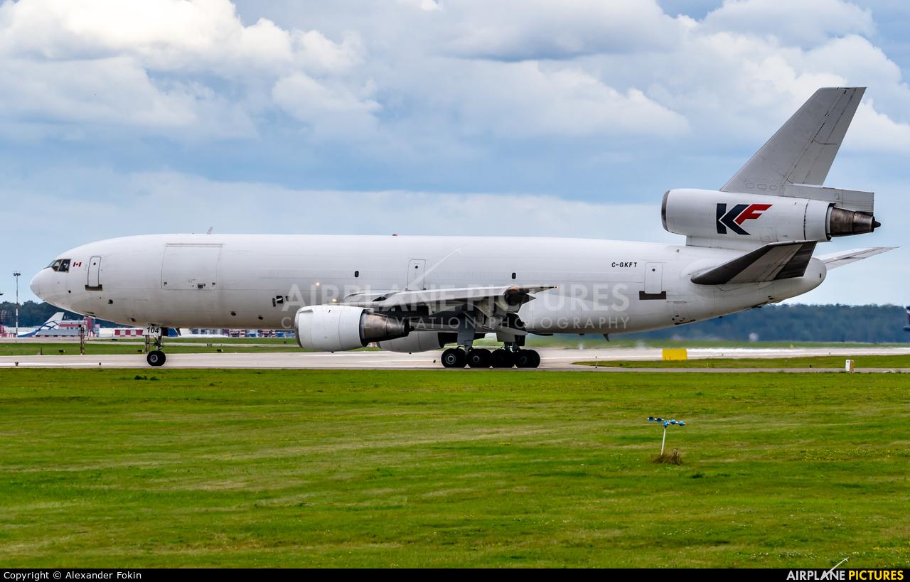 Kelowna Flightcraft Air Charter C-GKFT aircraft at Moscow - Sheremetyevo