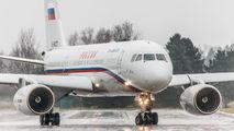 RA-64057 - Rossiya Tupolev Tu-204 aircraft