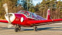 LN-LMY - Private SAAB 91 Safir aircraft