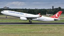 TC-JNK - Turkish Airlines Airbus A330-300 aircraft