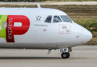 CS-DJF - TAP Express ATR 72 (all models)