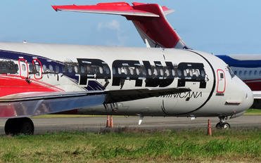 HI978 - PAWA Dominicana McDonnell Douglas MD-87