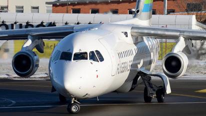 SE-RJI - BRA (Sweden) British Aerospace BAe 146-300/Avro RJ100