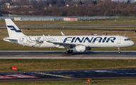 OH-LZL - Finnair Airbus A321 aircraft