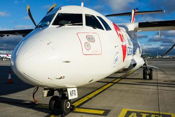 OK-KFO - CSA - Czech Airlines ATR 42 (all models)