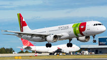 CS-TJE - TAP Portugal Airbus A321 aircraft
