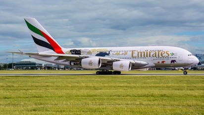 A6-EER - Emirates Airlines Airbus A380