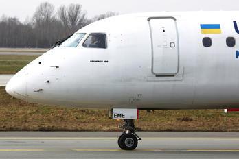 UR-EME - Ukraine International Airlines Embraer ERJ-190 (190-100)