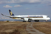 9V-SMS - Singapore Airlines Airbus A350-900 aircraft