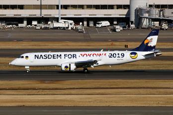 N227GV - Private Embraer ERJ-190 (190-100)