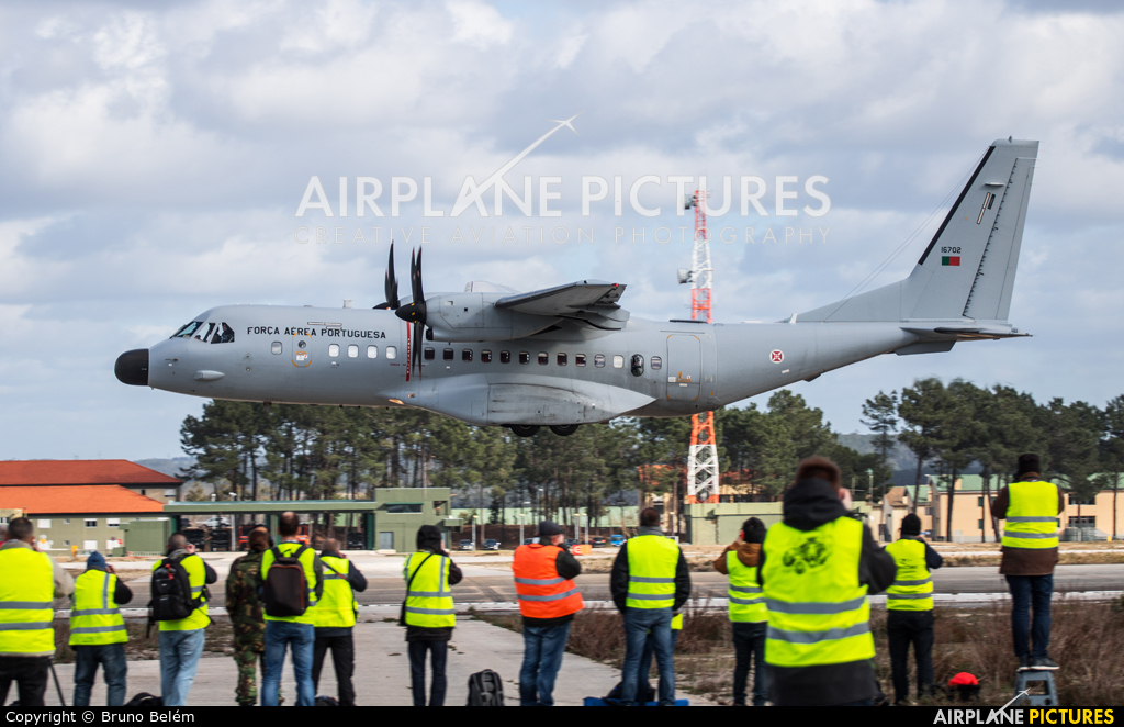 Portugal - Air Force 16702 aircraft at Monte Real
