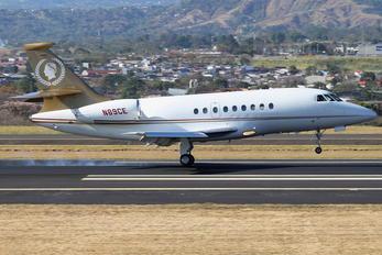 N89CE - Private Dassault Falcon 2000 DX, EX