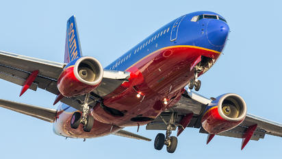 N968WN - Southwest Airlines Boeing 737-700