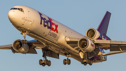 N610FE - FedEx Federal Express McDonnell Douglas MD-11F