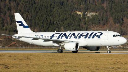OH-LXL - Finnair Airbus A319
